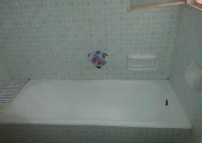 Αρχικό Στάδιο - Επισμάλτωση Πλακιδίων Μπάνιου και Μπανιέρας - Βοτανικός
