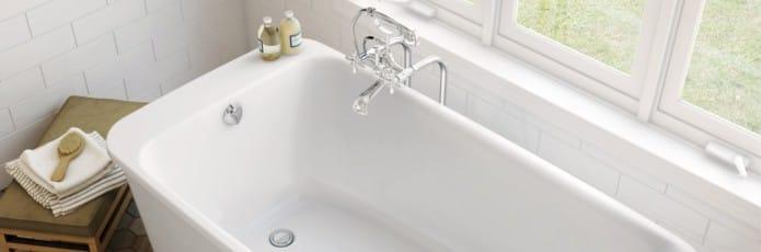 Καθαρισμός και Γυάλισμα Μπανιέρας