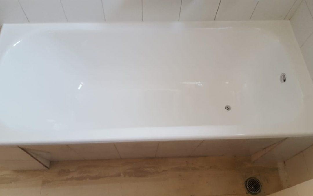 Αποκατάσταση αδαμαντίνης σε μπανιέρα – Καλλιθέα