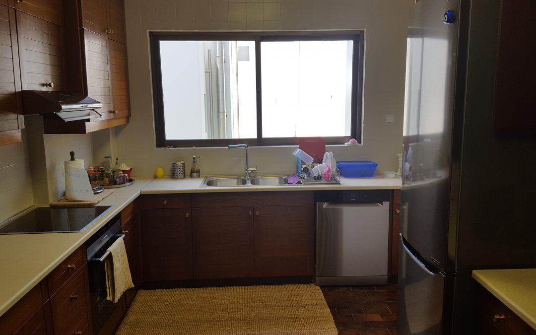 Ανακαίνιση κουζίνας – Ζούμπερι