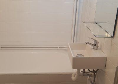 Ανακαίνιση μπάνιου – Παλαιό Φάληρο