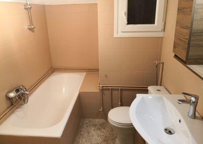 Γενική ανακαίνιση μπάνιου – Πετράλωνα