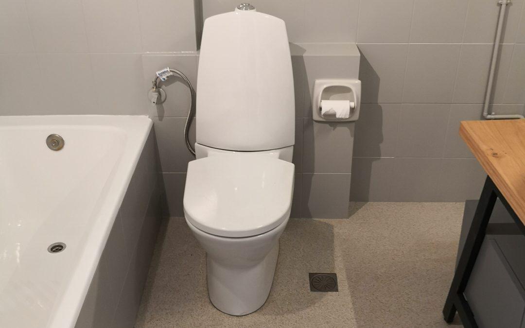 Επισμάλτωση πλακιδίων μπάνιου – Μοσχάτο