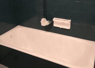 Επισμάλτωση σε πλακάκια μπάνιου – Πλατεία Βικτωρίας