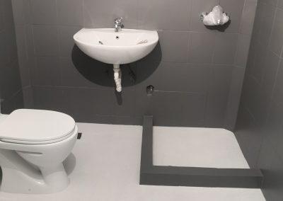 Eπισμάλτωση μπάνιου – χαλαζιακή επένδυση – Αγ. Παρασκευή